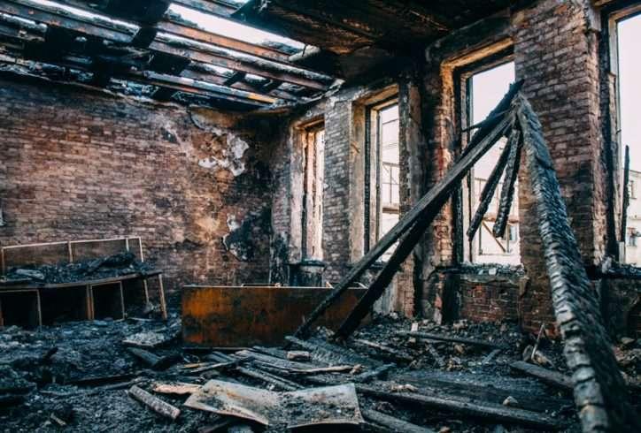 Fire Damage & Restoration