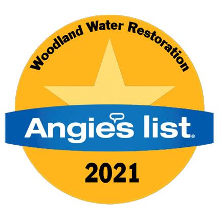Conroe water restoration company